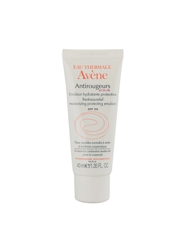 Avene AVENE Antirougeurs Emulsion SPF20 40 ml Renksiz